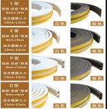 De rubber Uitgedreven Stroken van de Verbinding van het Schuim voor Houten Deur