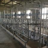 Vidrio automático dosificador de leche ordeño espina de sistema de salón 32 asientos