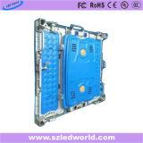 P3, Innenmiete P6 LED-Bildschirmanzeige farbenreich für das Bekanntmachen der China-Fabrik