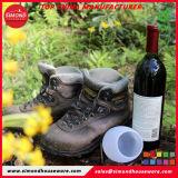 Безосколочные чашки партии, резиновый выпивая чашки, стекла вина силикона