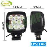 indicatore luminoso fuori strada esterno del lavoro di 80W 5.5inch LED con Epistar LED
