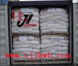 La soda cáustica del grado de la industria de la pureza del 99% aljofara (el NaOH)
