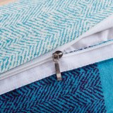 Amerikanischen Landschaft-Art-König Brushed CottonPrinted Quilt Deckel-Sets