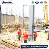 Galvanisiertes bewegliches modulares vorfabriziertes Stahlkonstruktion-Lager