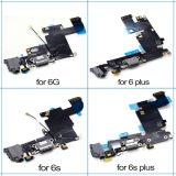 Гибкий трубопровод загрузочного люка кабеля гибкого трубопровода мобильного телефона для iPhone 5g 5s 5c 6g 6s 6splus 7g 7plus