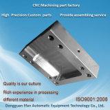 Pièces de usinage de fraisage de commande numérique par ordinateur de pièces en métal d'acier inoxydable/haute précision