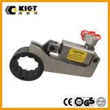 clé dynamométrique hydraulique creuse en acier capable de s'adapter de l'hexagone 700bar