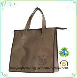 Sac d'emballage non-tissé bon marché non tissé recyclable fait sur commande de sac à provisions de sac de traitement