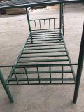Jas-041 Luoyang Mobiliário de Fábrica do tubo metálico de camas de casal cama de metal de Aço