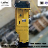 Marteau de pelle Soosan certificat CE SB81 marteau hydraulique 1400