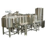 strumentazione Nano utilizzata 200L di preparazione della birra con l'UL