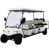 Esprimere con il carrello di golf elettrico di Seater del generatore ibrido 8