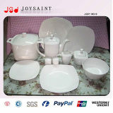 47PCS Porcelain Dinnerware