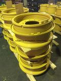 [أتر] سوّاية بناء فولاذ عجلة حافة 20-11.00/1.7 25-14.00/2.0 لأنّ قطع [كومتسو]