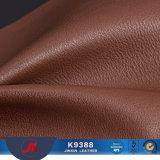 Material de couro sintético para sacos da mulher, sofá da simulação elevada, decorativo