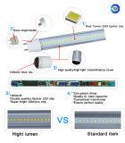 최고 판매 140lm/W TUV 승인 T8 LED 관 빛