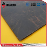 O composto de alumínio da textura de pedra apainela o ACP para o revestimento da parede exterior