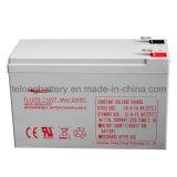 12V7ah recargable, batería de plomo ácido para el sistema de seguridad