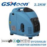 beweglicher Generator des Benzin-4-Stroke mit Laufkatze u. Rädern