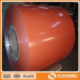 bobina di alluminio verniciata poliestere
