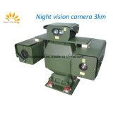 Scanner para montagem do veículo automóvel Exército robusto sistema óptico câmera 10km