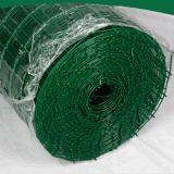 塀の輸出業者のためのPVC上塗を施してある溶接された金網