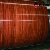 Деревянный шаблон алюминиевый рулон с конкурентоспособной цене в Китае