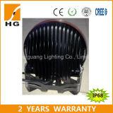Luz de conducción del CREE 9inch 96W LED de la linterna 9inch 12V de la motocicleta del LED