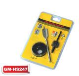 3PCS炭素鋼の穴は目立て器(GM-HS247)を