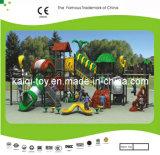 Campo da gioco per bambini grandi della capanna sugli'alberi di Kaiqi di tema di alta qualità (KQ10059A)