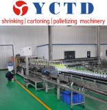 Máquina automática da película de embalagem do Shrink para bebidas Carbonated com certificado do CE