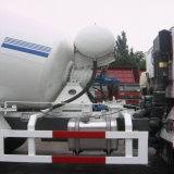 De Vrachtwagen van de Concrete Mixer van Sinotruk HOWO 6X4 8 M3
