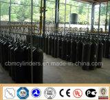 Bombole per gas mediche dell'ossido di etilene dell'acciaio inossidabile 79L