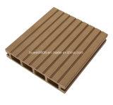 Decking composé en plastique en bois respectueux de l'environnement imperméable à l'eau