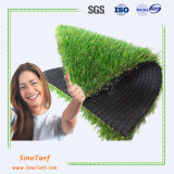 高品質の、装飾美化のための人工的な草の泥炭、Countyardの部屋、ホテル、ショールーム、学校、グループの草、非盛り土の草の泥炭、Infillは自由に草でおおう