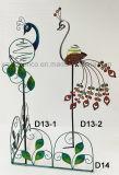 Het Decoratieve Dier van de Tuin van de Ambacht van het metaal