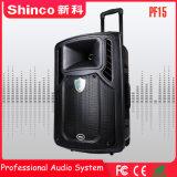 Shinco 15 pollici di Bluetooth di altoparlante attivo senza fili portatile del carrello