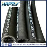 Flechten-industrieller hydraulischer Gummischlauch des Stahldraht-R2