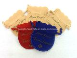 Qualitäts-einfache Auslegung-Samt-Tasche-Beutel