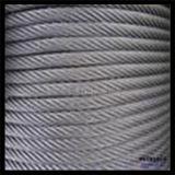 Corda de fio 35W*7 da grua 1860kn todo o modelo dos tipos
