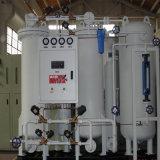 95%-99.9995% Generador del gas del nitrógeno de la absorción del oscilación de la presión