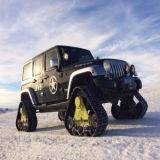 Sistema de pista de borracha para Packup / Track / Jeep (HKYS-320)