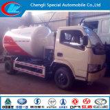 Camion standard di rifornimento di carburante del gas di Asme Dongfeng 4X2 mini GPL