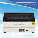 実験室の高精度なグラファイトの物質的な酸の証拠のサンプル消化力のヒーター
