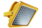 IP66 100W Explosion-Proof lumière LED témoin de la canopée avec ATEX / CE / RoHS