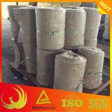 La piedra de manta aislante de lana mineral de malla de alambre Material