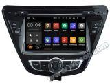 Carro DVD GPS do Android 5.1 de Witson para Hyundai Elantra 2014 com sustentação do Internet DVR da ROM WiFi 3G do chipset 1080P 16g (A5783)