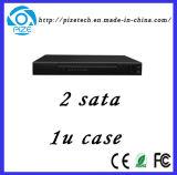 H. 265 2SATA Arsp (hasta 12TB) NVR audio {NVR8016D-Q}