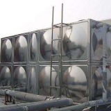 Tanque de água do aço inoxidável para armazenar a água