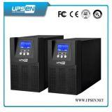 1 LCD Online UPS van de fase en van de Hoge Frequentie van 3 Fase Macht 1kVA - 200kVA